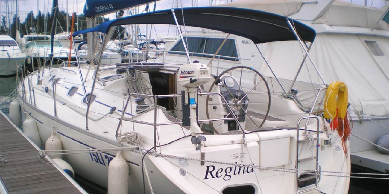 Regina vacanze in barca a vela nelle isole dell for Cabine di giglio selvatico